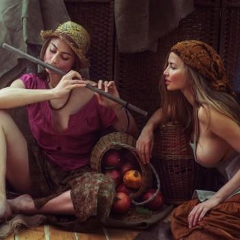 David Dubnitskiy - Portret s pridihom erotike